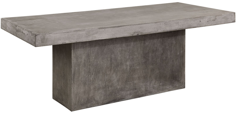 CAMPOS Diningtable Concrete Grey (LP)