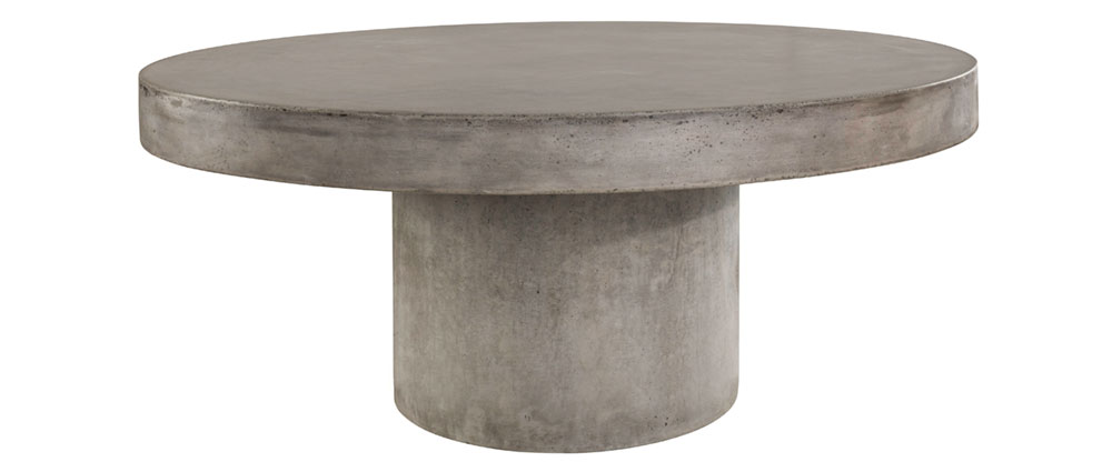 REGENT ROUND Coffeetable Ø120