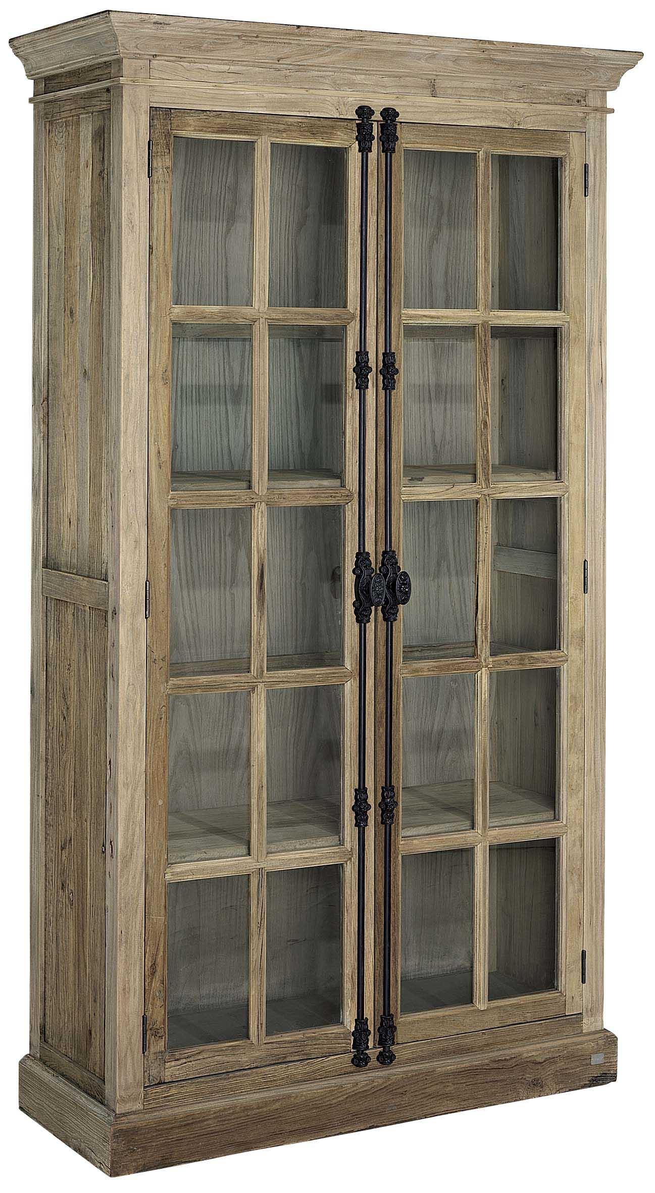 elmwood french cabinet (4 shelves) - annorlunda möbler