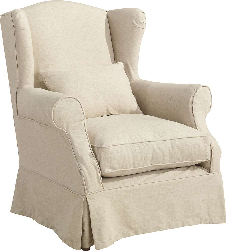 cambridge fåtölj natur - annorlunda möbler