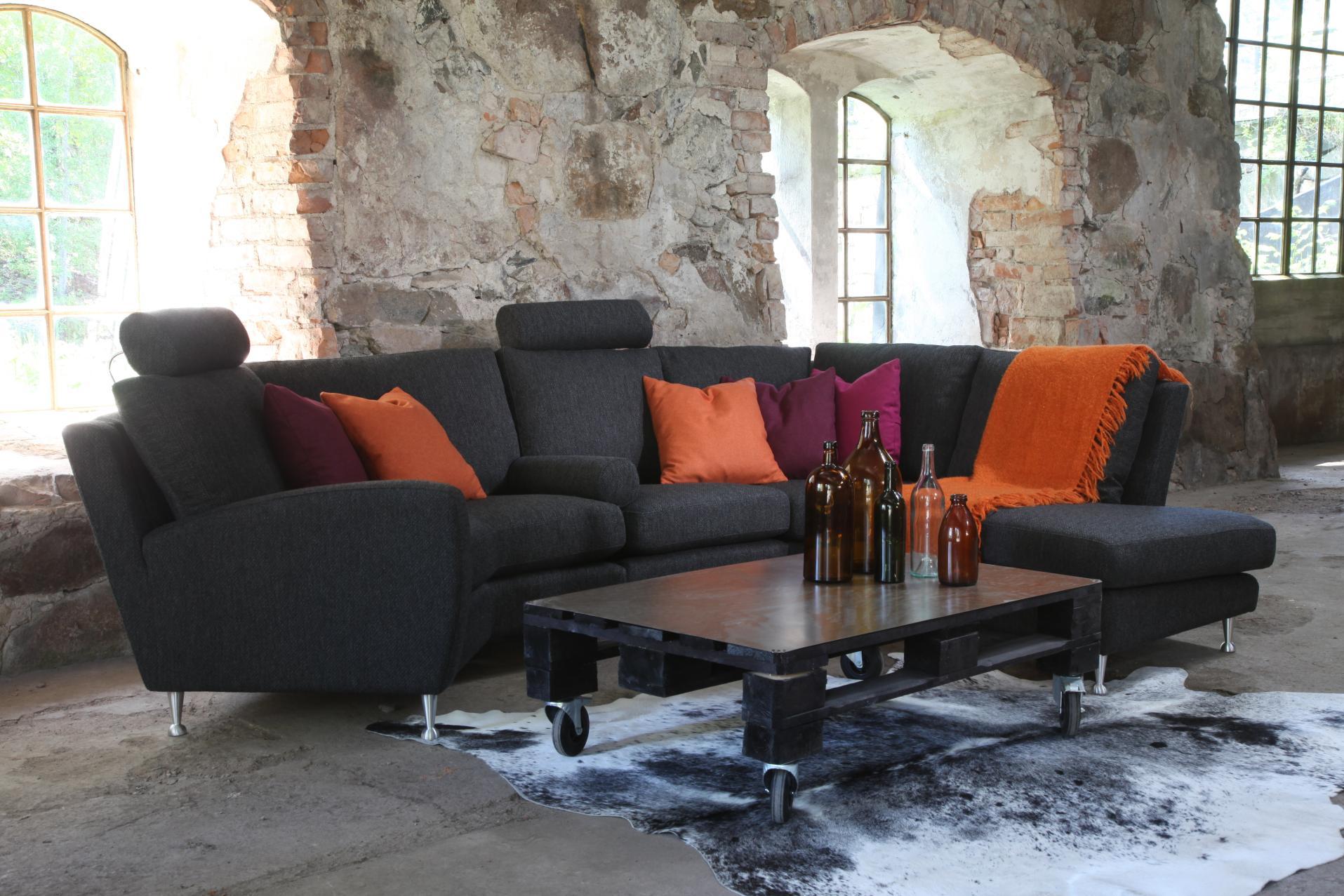 Roma byggbar soffa