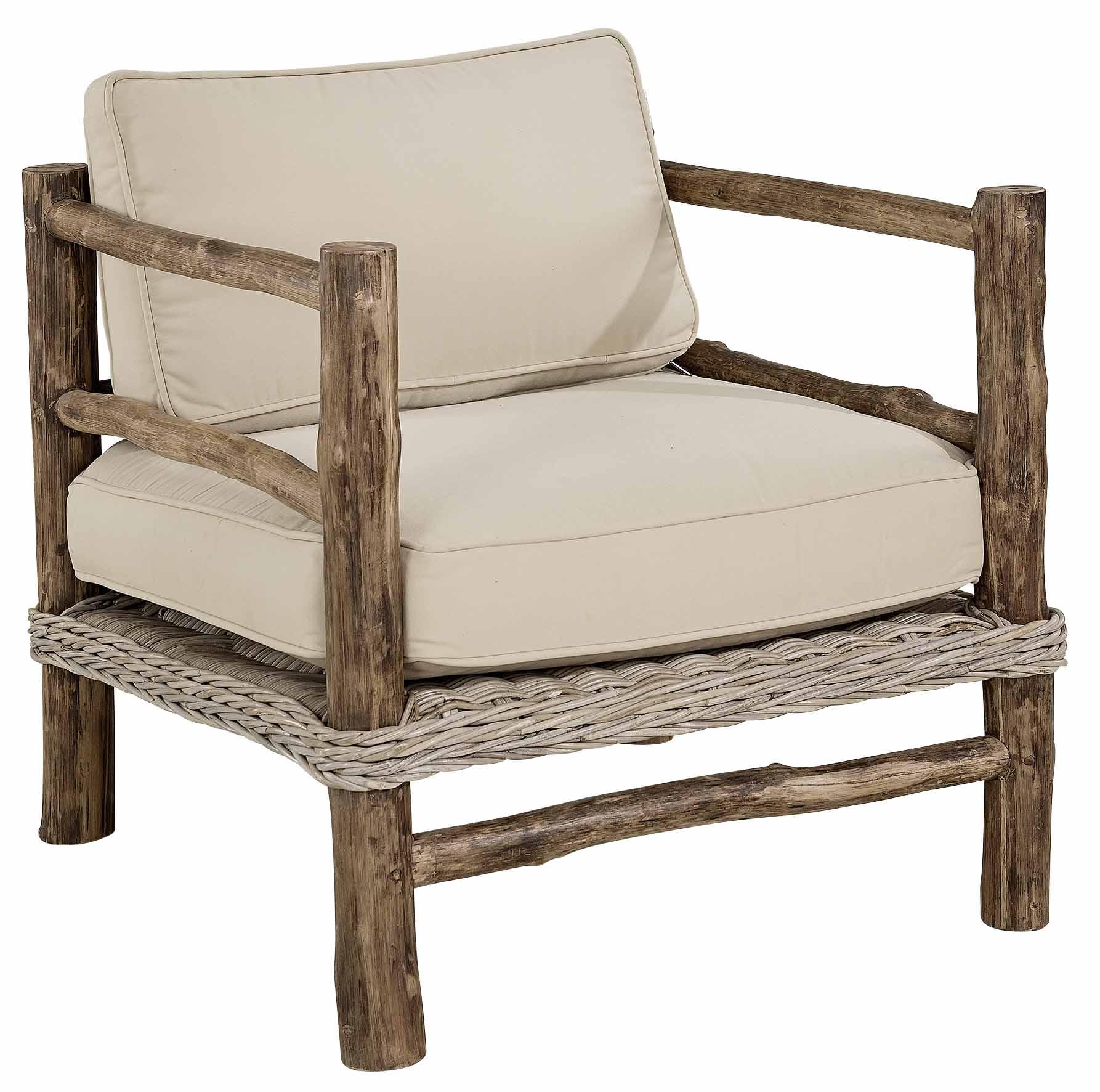 sand fåtölj - annorlunda möbler